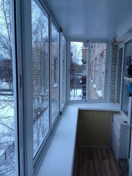 Пластиковые балконы и лоджии