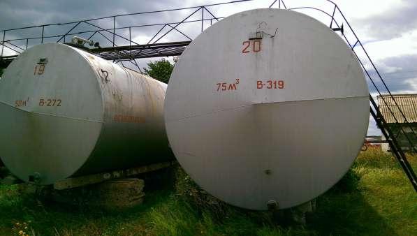 Резервуар РГС-75