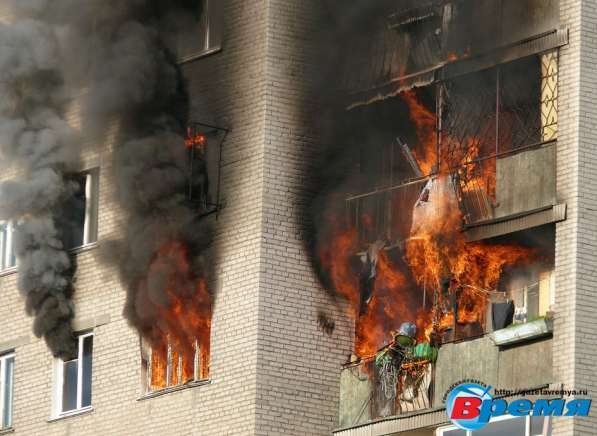 Пожар на улице трефолева: эвакуировано 25 человек