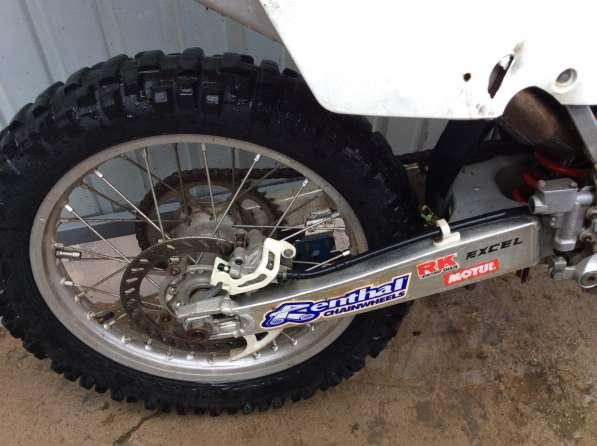 Продам мотоцикл кросс 500сс в Владивостоке фото 3
