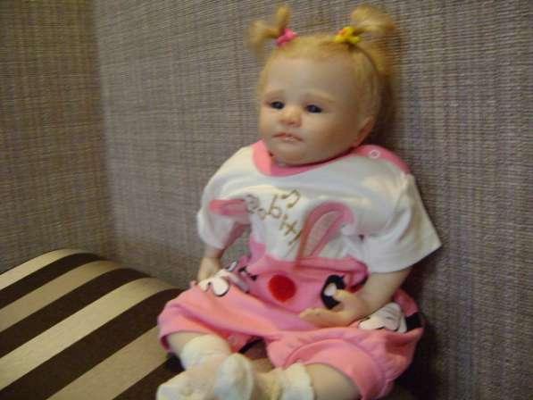 Куклы реборн (куклы дети) в Тольятти фото 15