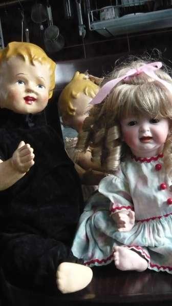 Кукла авторская