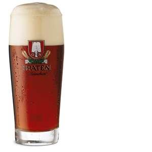 Брендированные бокалы для пива Spaten ( Шпатен ) 0.3 литра