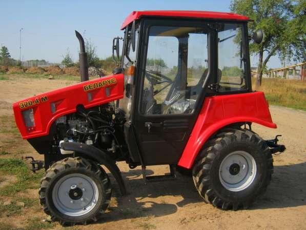 320.4 трактор