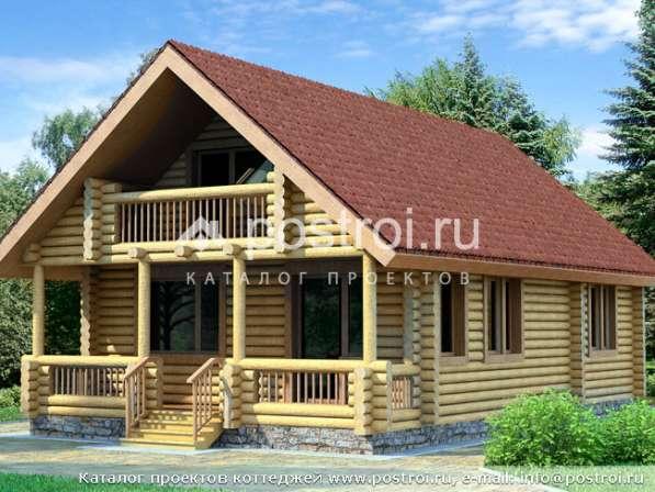 Дом с пропиской 130 м. в лесу, Роговское п. Калужское, Варша