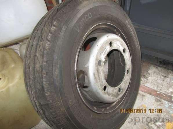 Колёса для двускатного автомобиля на 14 185/102/100