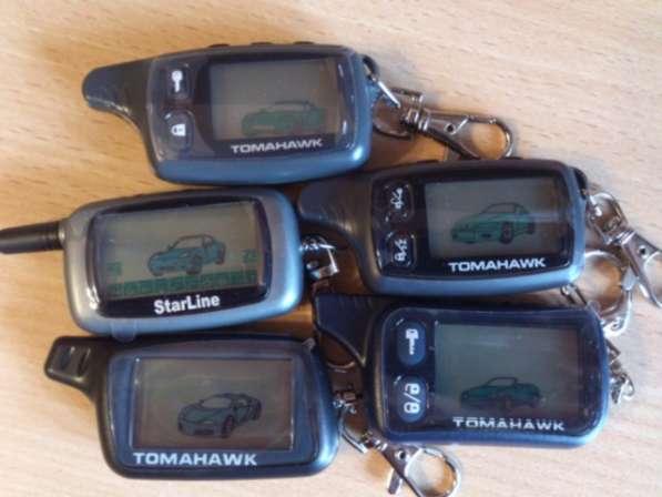 Пульты от сигнализации TOMAHAWK