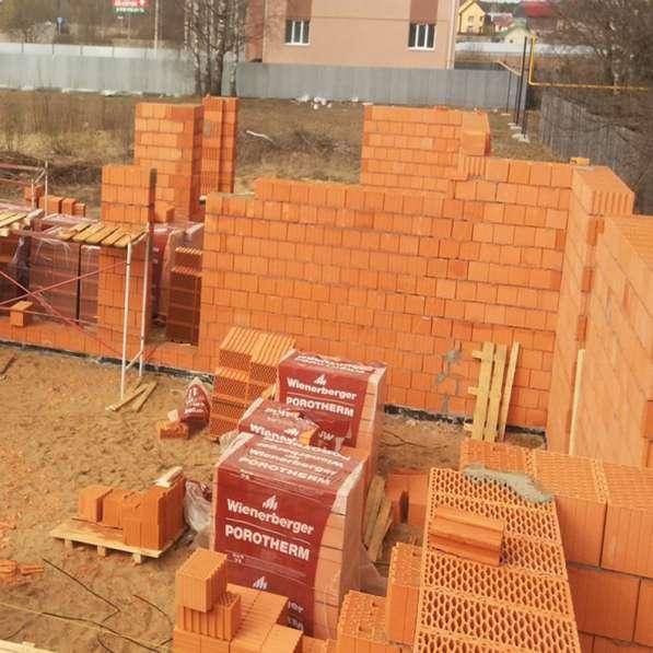 Керамические блоки Porotherm 51.