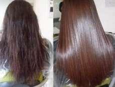 Восстановление и выпрямление волос CocoChoco
