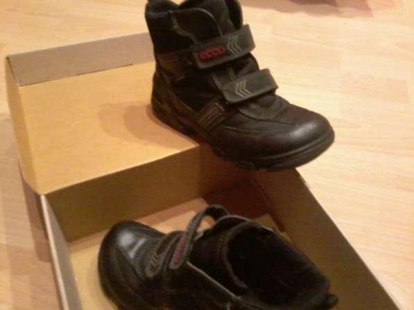 Детская обувь ессо