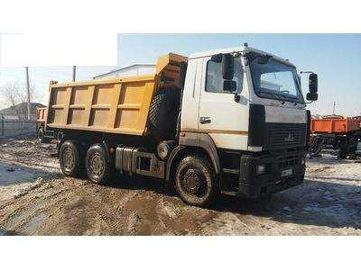 Самосвал МАЗ 20 тонн