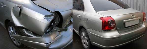 Кузовной ремонт-покраска