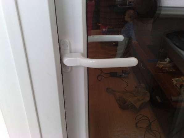 Ручка на балконную дверь
