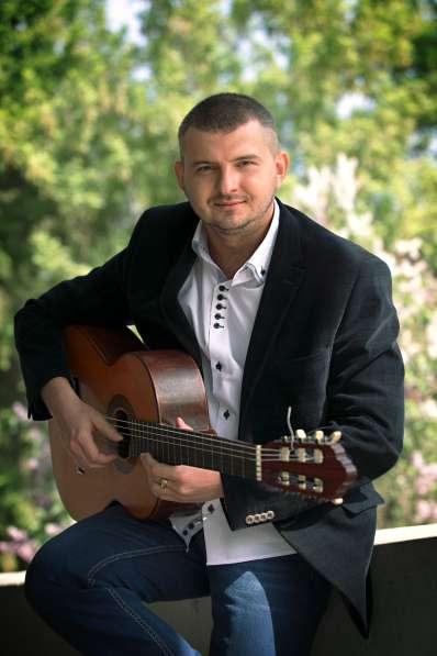 Уроки гитары в Омске от профессионала
