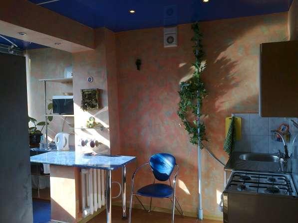 Посуточно Евро квартра в Зеленой роще ФОТО РЕАЛЬНЫЕ 100% в Уфе фото 7