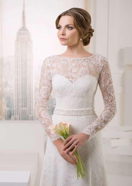 Новые свадебные платья из салона в Нижнем Новгороде фото 19