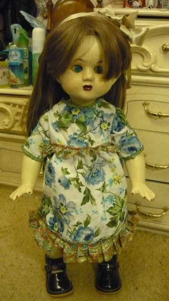 Авторская кукла из папье - маше. Репликант.