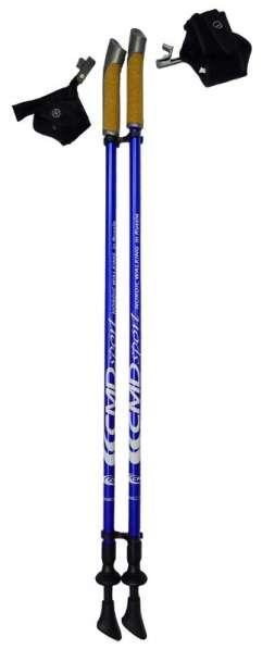 Палки для ходьбы CMD-sport телескопические