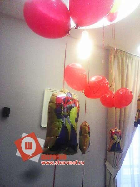 Доставка шаров с гелием митино тушино в Москве фото 7