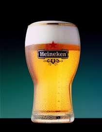 Брендированные бокалы для пива Heineken(Хайнекен)0.25 литра