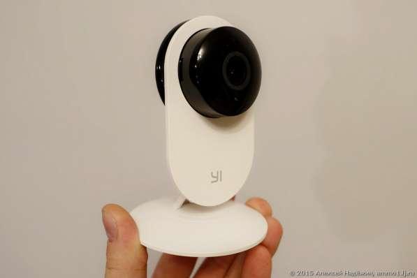 HD камера Xiaomi Yi управляемая через интернет