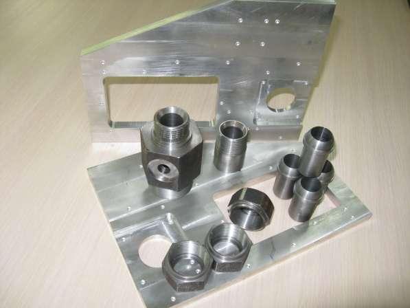 Металлообработка и изготовление металлоконструкций