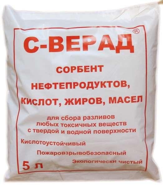 Сорбент нефти С-ВЕРАД