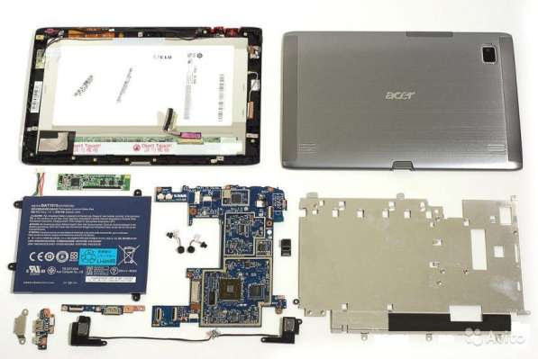 Ремонт планшетных компьютеров Acer в Серпухове