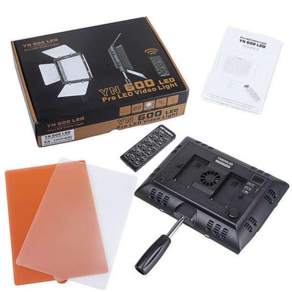 Видео свет YN-600