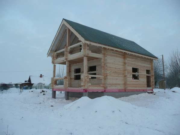 Деревянные дома нового качества