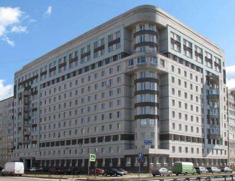 Продам двухкомнатную квартиру 56.4 м. кв. в Металлострое
