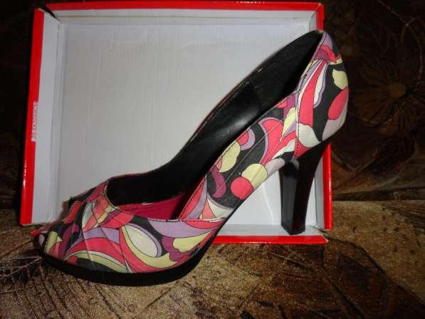 туфли текстиль, 40 размер
