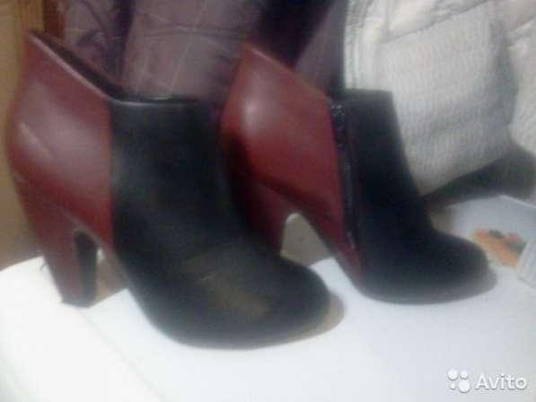 Продам ботинки демисезонные - почти новые