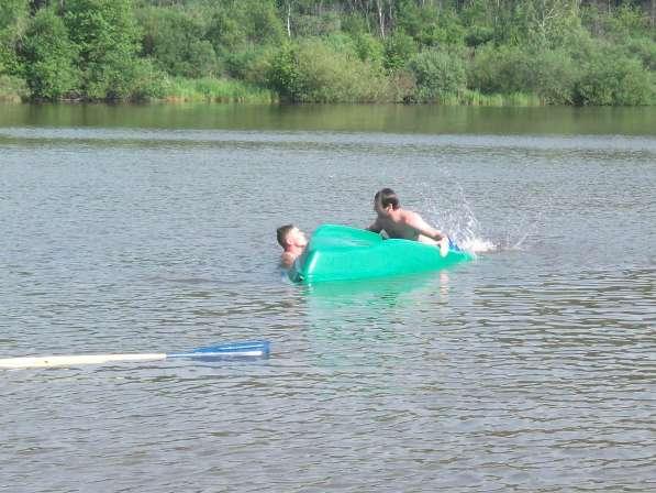 Продам палубную лодку из стеклопластика в Челябинске фото 3