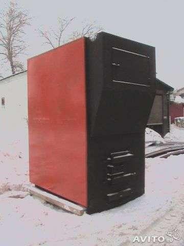 Утилизатор отходов. Котёл отопления