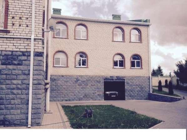 3-этажный дом в г.Ставрополе 1500 кв.м. 24 сотки земли