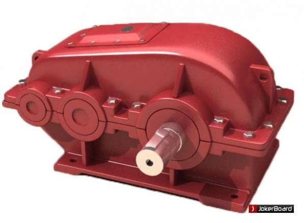 Редуктор цилиндрический РМ-250, РМ-350, PM-400, РМ-500, РМ-6