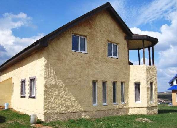 Утепление зданий и сооружений напылением пенополиуретана