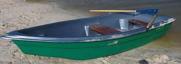 Продам палубную лодку из стеклопластика в Челябинске
