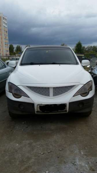 SsangYong Actyon, 2008 ПИКАП