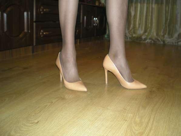 Туфли zara basik.