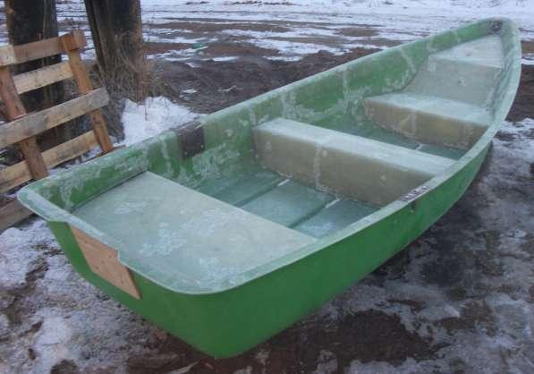 Продам весельную лодку из стеклопластика в Челябинске фото 3