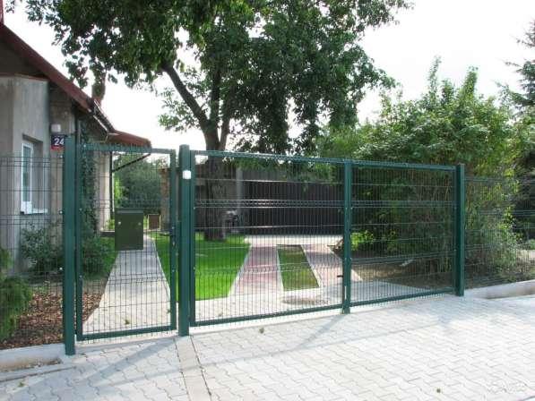 Ворота и Калитки из 3D панелей