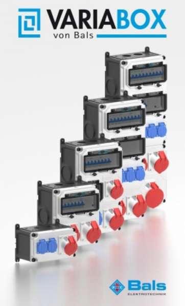 Силовые промышленные разъемы ССЕ и комбинационные модули ( р