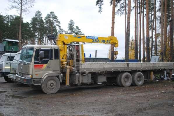 Аренда автокрана 25 тонн в Екатеринбурге фото 3