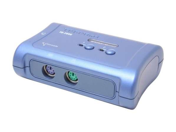 Переключатель KVM (КВМ) TRENDnet TK-205