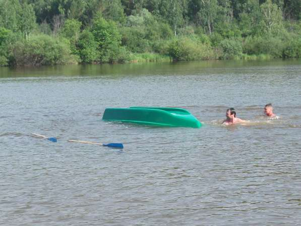 Продам палубную лодку из стеклопластика в Челябинске фото 4