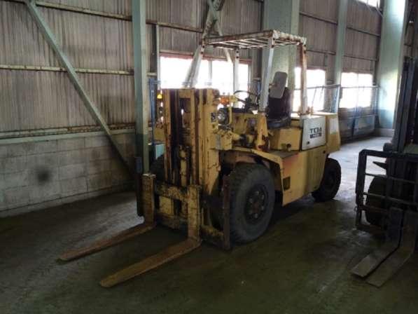 TCM FVD-3525 вилочный дизельный 3.5 тонны