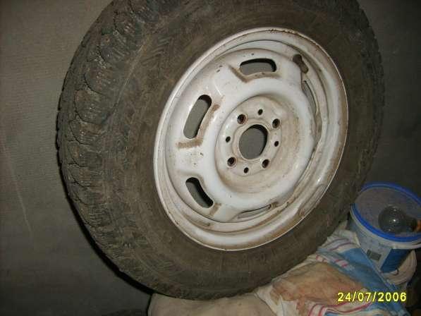 Продаю колеса зимние 4 шт