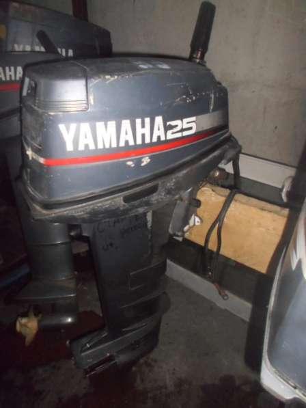 Продам лодочный мотор YAMAHA 25 , 6L2, из Японии
